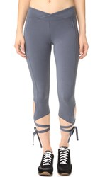 Free People Movement Turnout Leggings Dark Grey
