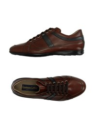 Gianfranco Lattanzi Footwear Low Tops And Trainers Men Cocoa