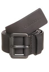 Calvin Klein Jeans Belt Pale Pewter Dark Gray