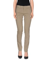 Two Women In The World Trousers Casual Trousers Women Military Green