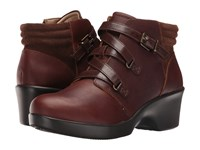 Alegria Indi Hickory Women's Pull On Boots Brown