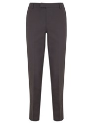 Mint Velvet Capri Trousers Grey
