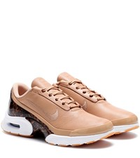 Nike Air Max Jewell Leather Sneakers Brown
