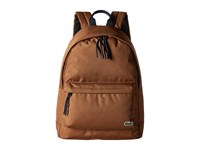 Lacoste Neocroc Backpack Rubber Backpack Bags Black
