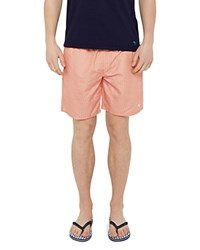 Ted Baker Mobbsho Mini Geo Swim Trunks Orange