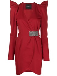John Richmond Kabbia Structured Dress 60