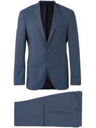 Hugo Boss Dinner Suit Blue