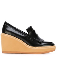 See By Chloe 'Brekka' Wedge Loafers Black