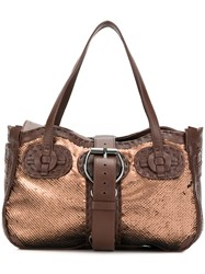 Jamin Puech Philibert Shoulder Bag Brown