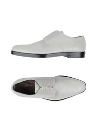 Marni Footwear Lace Up Shoes Men Ivory