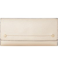 Dune Kemily Metallic Stud Detail Fold Over Purse Rose Gold Synthetic