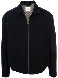 Kent And Curwen Broadcloth Bomber Jacket 60