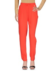 Fly Girl Casual Pants Coral