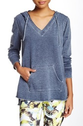 Central Park West The Exlet Hoodie Blue