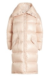Nina Ricci Quilted Down Coat