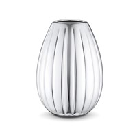 Georg Jensen Legacy Vase Stainless Steel High
