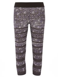 Dorothy Perkins Galaxy Print Legging Multi Coloured