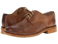 Frye Willard Oxford Tan Burnished Vintage Leather Soft Vintage Leather Men's Lace Up Casual Shoes