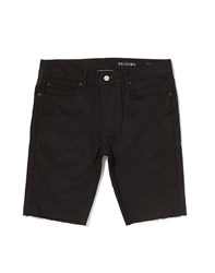 Religion Denim Shorts Black