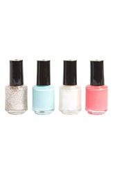 Bp Mini Nail Lacquer Set 4 Pack