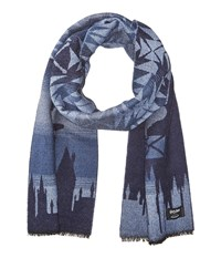 Pendleton Harry Potter Night Messenger Muffler Blue Scarves