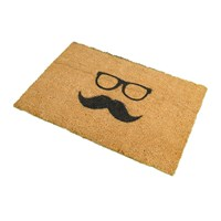 Artsy Doormats Glasses Door Mat