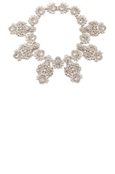 Samantha Wills Willow Lane Collar Necklace Metallic Silver