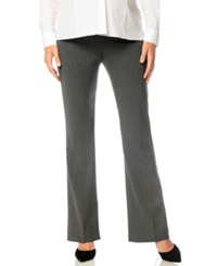 A Pea In The Pod Maternity Bootcut Twill Dress Pants