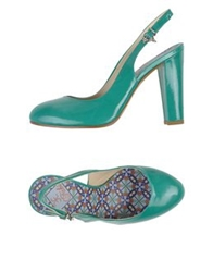 Fabi Pumps Green