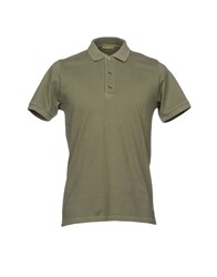 Private Lives Polo Shirts Military Green