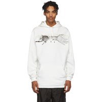 Filling Pieces White Respect The Old Hoodie