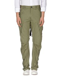 G Star G Star Raw Trousers Casual Trousers Men Emerald Green