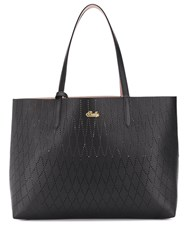 Bally Rory Reversible Tote Bag Black