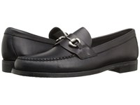 Sebago Heritage Bit Black Oiled Waxy Leather Men's Shoes