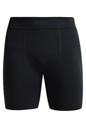 Craft Shorts Black Solid