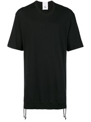 Lost And Found Rooms Round Neck T Shirt Black