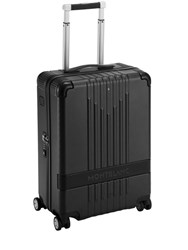 Montblanc Hardshell Carry On Trolley Black