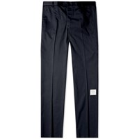 Thom Browne Unconstructed Twill Logo Chino Blue