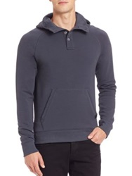 Victorinox Hiker Hooded Sweatshirt Smokey Blue