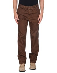 Rotasport Trousers Casual Trousers Men Brown