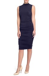 Catherine Malandrino Women's 'Lin' Body Con Sleeveless Dress
