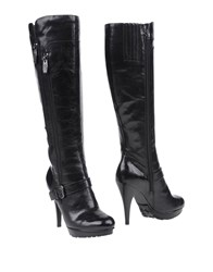 Guess Footwear Boots Women Black