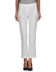 Kaos Dress Pants White