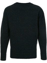 Cerruti 1881 Crew Neck Jumper Blue