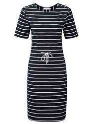 Henri Lloyd Maddie Stripe Dress Navy