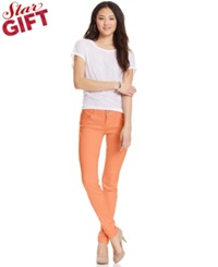 Celebrity Pink Jeans Juniors' Skinny Jeans Canteloupe