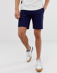 Ben Sherman Stretch Chino Shorts Navy