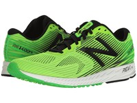 New Balance 1400V5 Lime Glo Vivid Cactus Black Men's Running Shoes Yellow