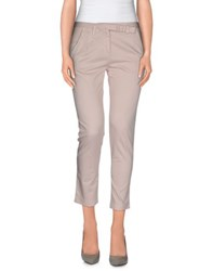 .. Merci Trousers 3 4 Length Trousers Women Pink
