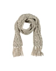 Only Accessories Oblong Scarves Women Light Grey